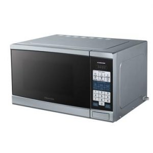 Microwave oven 30L Microwave Oven-Digital Control With Push Button-Silver 36LMODC-WP