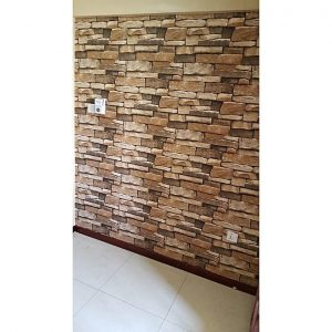 Stone Moulding Wall Paper