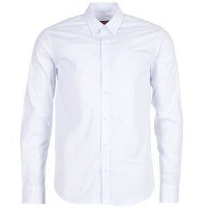 Odinmars Long Sleeve Slim Fit Official shirt- White
