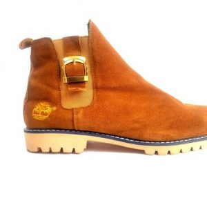 Timberland Chelsea Boot Suede -Brown
