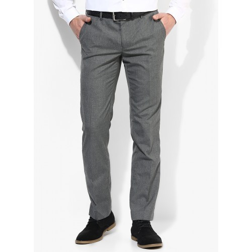 Mr. Puma New Style Slim Fit Pant Trouser for Men- Grey