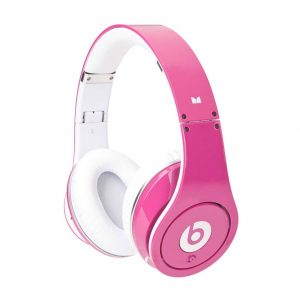 Monster Beats by Dr.Dre Wireless Bluetooth Enabled Headphones (Headsets)- Pink
