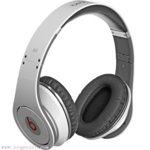 Monster Beats by Dr.Dre Wireless Bluetooth Enabled Headphones (Headsets)- Grey