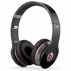Monster Beats by Dr.Dre Wireless Bluetooth Enabled Headphones (Headsets) - Black